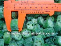 frozen okra cut in frozen vegetable