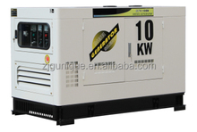 Manufacturer 10kw Silent/ Soundproof Electric Power Generator Diesel Generating Set
