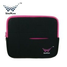 Double Zipper Closure Neoprene Laptop Bag for Apple iPad 23456