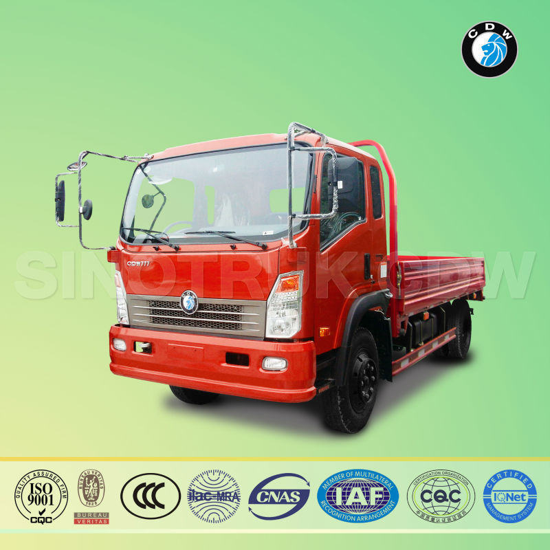 SINOTRUK CDW 190Hp used japanese trucks for sale