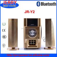 Cheap price 2.1 Hi-Fi Home Theater Speaker DVD speaker box for karaoke player