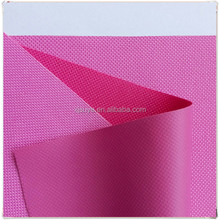 textile manufacturer polyester oxford fabric for bags with PVC coated