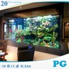 PG High Quality Acrylic Plastic Big Fish Tanks for Sale