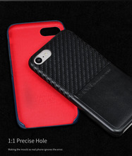 OEM Luxury Durable PU Leather Wallet Phone Case for I phone 7 Case
