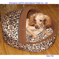 In many styles direct sale sexy leopard tent with roof large dog house and kennel