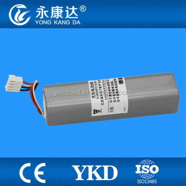 9.6V 2.0Ah nimh battery replacement battery for Fukuda ECG FX-2201 FX-7202 FX-7201 8PHR T8HRAAU-4713