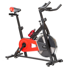YueBu Sports Indoor Cycle Trainer YB-S1000 with Computer Monitor and Heart Pulse Sensors