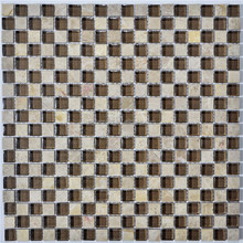 mosiac glass tile/swimming pool glass mosaic