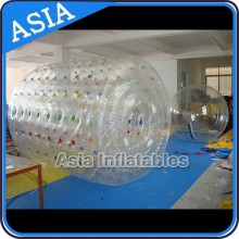 2015 Good price commercial inflatable water roller, inflatable roller ball at low price
