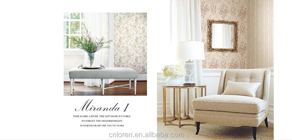 loren salon 3d papier peint pour restaurant et lit chambre avec moins cher prix yq 10104. Black Bedroom Furniture Sets. Home Design Ideas
