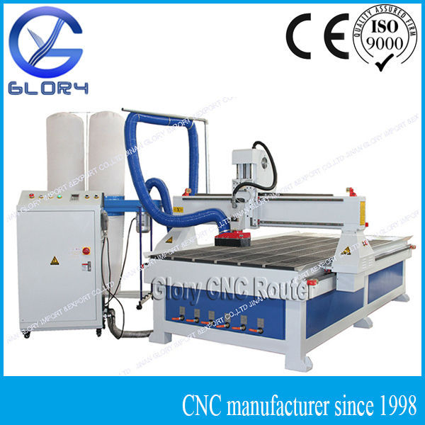 CNC Router Wooden Picture Frame Making Machine