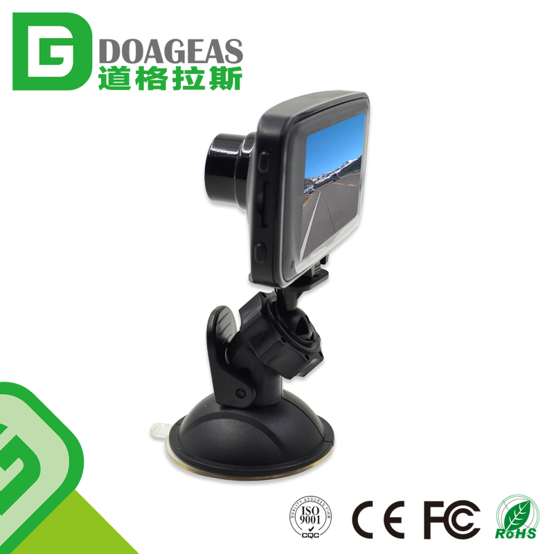 <strong>1080P</strong> HD HDMI CAR DVR Vehicle Video Camera Recorder Dash Cam <strong>G</strong>-sensor-Night vision with 4 LED lights-Suction mount to windshield