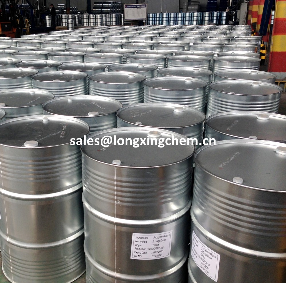 China Propylene Glycol Pharma Grade PG