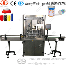 CE Approval High Speed Tin Cans Sealing Machine