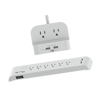 Extension socket UL 120V UL approved North America new products 2016 innovative surge protector UL 6 Outlets power strip