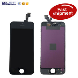 100% Test original lcd + touch screen digitizer assembly for iphone 5 with festival Discount