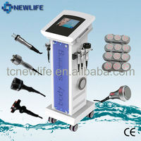 NL-RUV900 BEST! ultrasound vacuum cavitation weight loss machine/laser slimming beauty machine (CE)