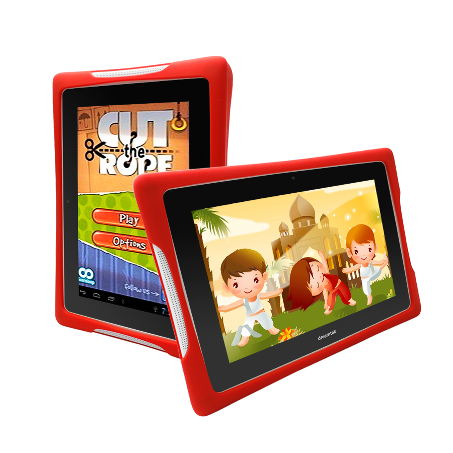 "Kids Tablet 8"" Android 5.1 Quad Core Wifi PC Tablet with shookproof case"