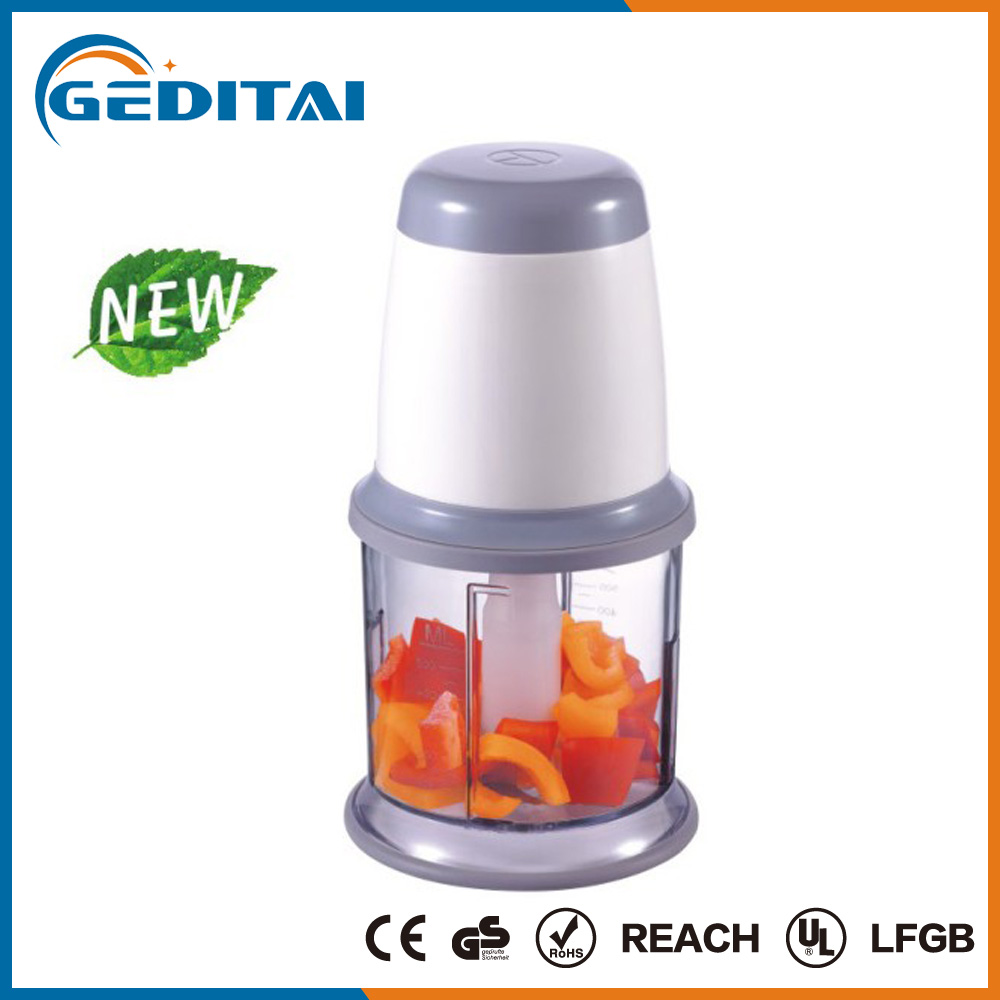 High quality electric 2-in-1mini food chopper