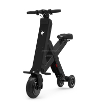 250W motor foldable 3 wheel electric scooter for adults
