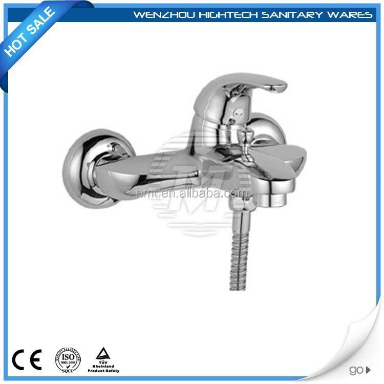 Fashion Single Handle Brass Shower Faucet