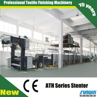 Tenter Frame for textile Finishing