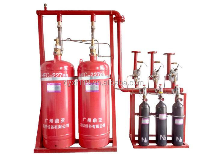 Made In China Popular Fire Products FM200 Fire Suppression Mozambique