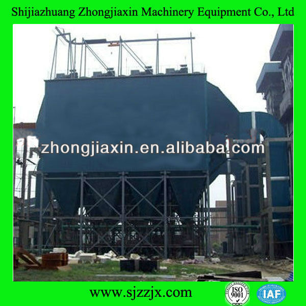 32400 m3/h Air Volume Industrial Electric Dust Collector for Black and Non-ferrous Metal Smelting