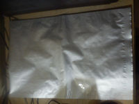 Plain Aluminum Foil Pouch/Food Package (SPS-AL-12X18)