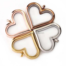 Best Selling Products In Dubai Stainless Steel Gold Heart Locket