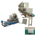 Full automatic cigarette paper converting machine