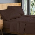 Easy Care Amazing Soft Sateen Weave Bamboo Bed Sheet Set