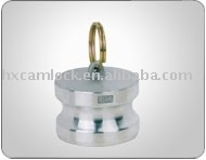 Aluminum type DP cam and groove quick coupling