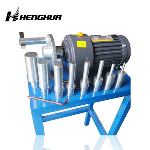 High quality 220V /380V 60Hz Three phase hydraulic hose skiving machine for sale