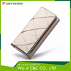 Functional OEM Service Top Grain Lady Leather Women's Wallet Travel Ladies Leather Vanity Bag