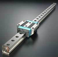 42-0060 linear motion system motorized robot curved linear slide bearing rail slider aluminium cnc low price linear guide rail