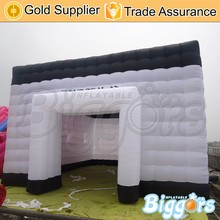 420D Polyester Outdoor Inflatable Hospital Cube Tent For Sale