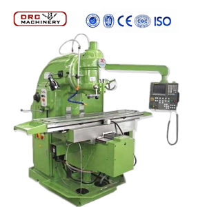 XK5032 Knee-type cnc mill machine turret milling machine and miller/ small cnc milling machine for sale