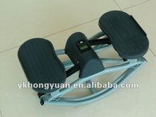 Body Slender Korean stepper with dumbbell and PVC carpet slender steppr