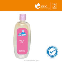 Wholesale OEM High quality Baby Oil vegetable oil China Supplier