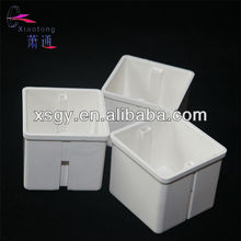 Electrical pvc junction boxes