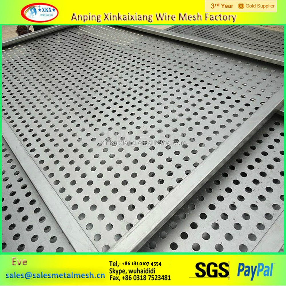 Aluminum Perforated Plate/perforated Metal Hook/lowes Perforated ...