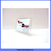 Low price hot sell graphics exhibition acrylic frame