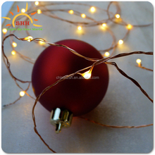 I want a night of passion Hot Copper And Plastic Lamp Body Material Christmas Tree Outdoor Led String Light