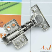Top quality professional hydraulic hinge three way clip on