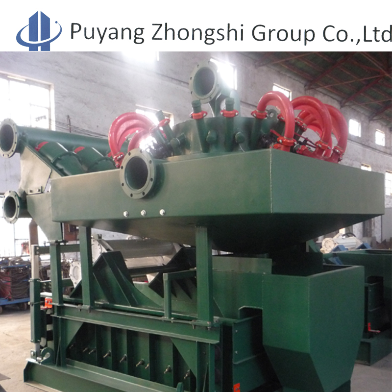 oilfield drilling liquid mud cleaner
