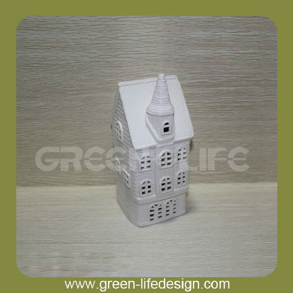 Hot sale Promotional christmas decoration house Christmas village houses