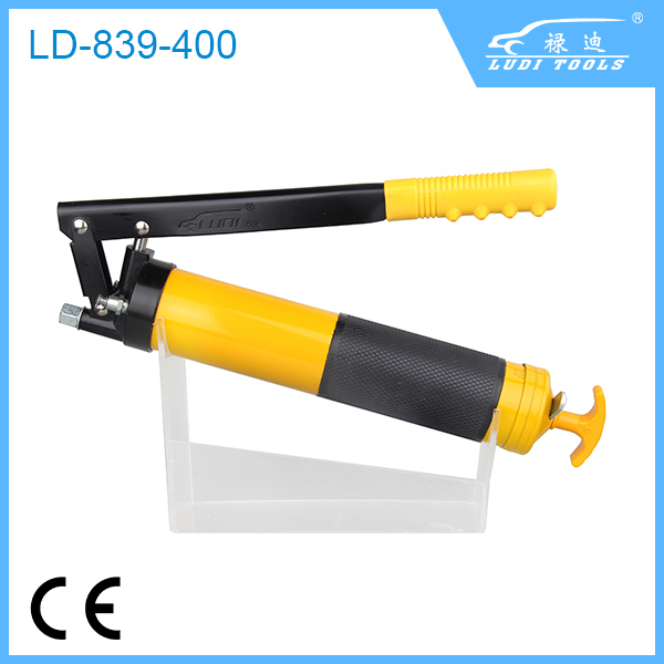 aluminum head grease gun of gardon handle tools