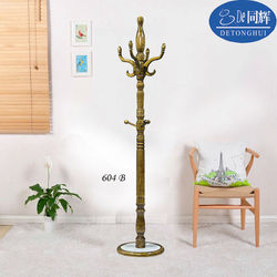 (604B) Multipurpose Foshan manufacturer Living Room Furniture dry cleaners clothes hanger