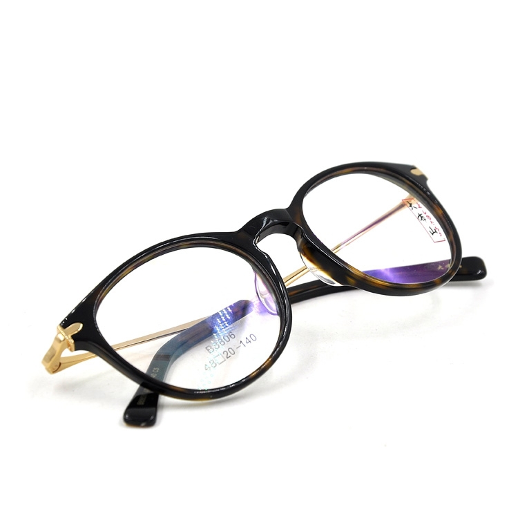 Hot sale made in China spectacles rubber eyeglasses
